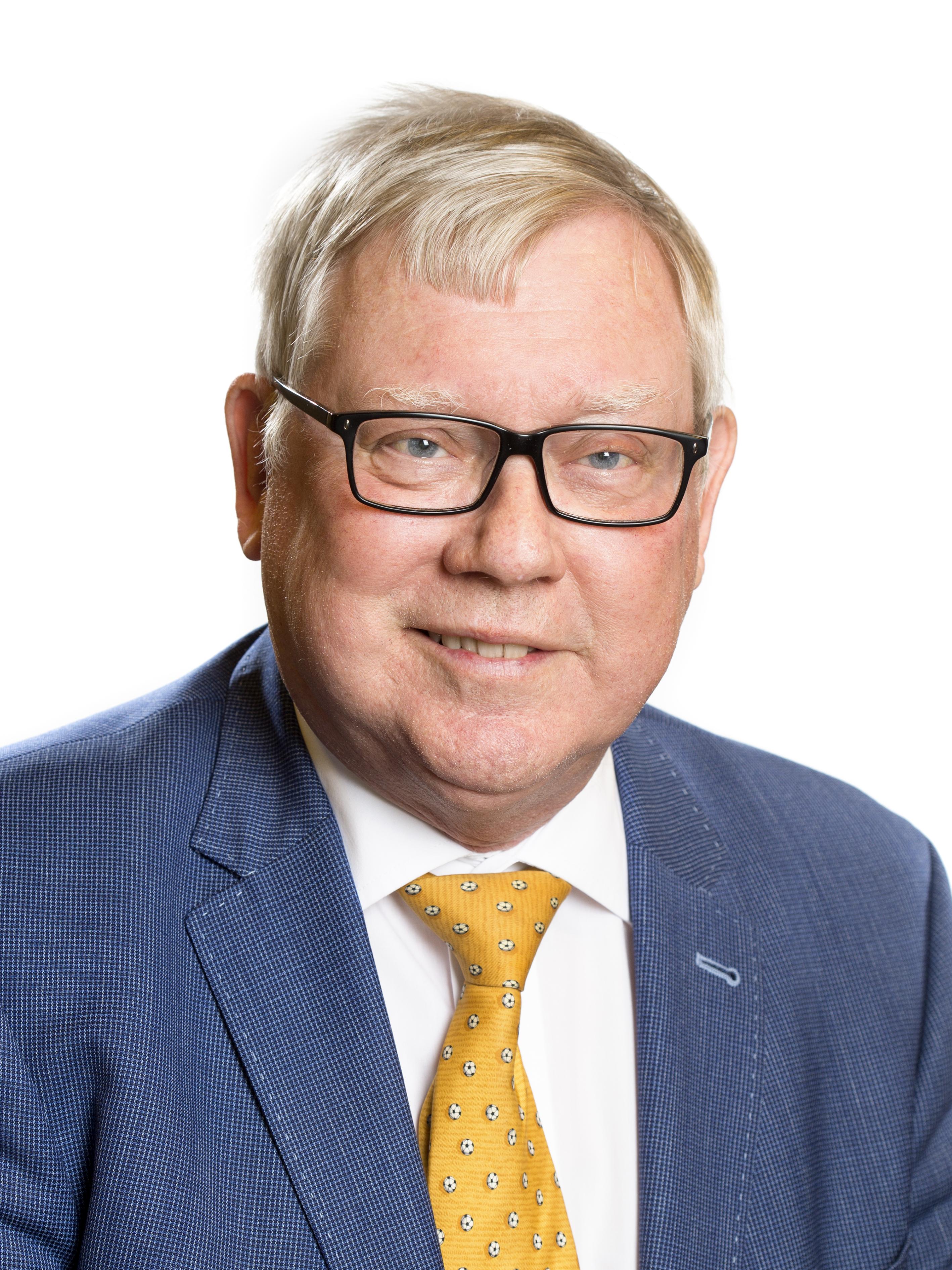 Bild på Bengt Arne Bivall